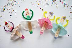 beschäftigungen im winter Magnolia Leaf Garland, Fall Leaf Garland, Felt Garland, Diy Garland, Garland Making, Easy Fall Crafts, Fall Crafts For Kids, Diy For Kids, Diy And Crafts