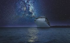 Star Ships: New Sciences Cruises Offer Pristine Cosmic Views