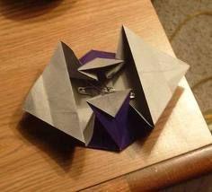 origami box flat - Google-søgning