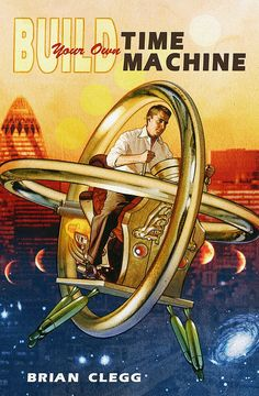 Time machine travel retro futurism back to the future tomorrow tomorrowland space planet age sci-fi pulp flying train airship steampunk dieselpunk Vintage Scifidelic Pulp Fiction, Best Sci Fi Books, Science Fiction Kunst, Train Illustration, The Time Machine, Time Travel Machine, Arte Tribal, Classic Sci Fi, Diesel Punk