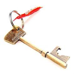 Kreative Schlüssel Form Flaschenöffner