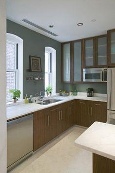 EISNER DESIGN modern kitchen
