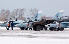 Noticia Final: Rússia recebe mais três Yak-130