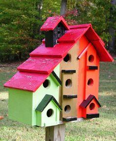 Unusual Birdhouses