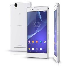 """Smartphone Sony XPERIA T2 Ultra Dual Branco, 6"""", Android 4.3, Câmera de 13 MP com Gravação de Vídeo em HD, Processador 1.4GHz Quad Core, 16G..."""