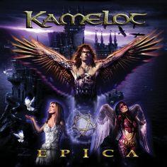 "Kamelot - Epica. Progressive symphonic metal. The album inspired the eponymous band ""Epica""."