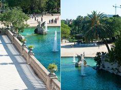 barcelona parc de la ciutadella BARCELONE