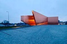 Portada museum of fire
