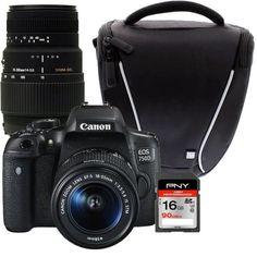 849.99 € ❤ Prêt pour la #Photo de #Pro ! #CANON 750D 18-55 S DFIN + #SIGMA 70-300mm + #Sacoche + Carte 16Go ➡ https://ad.zanox.com/ppc/?28290640C84663587&ulp=[[http://www.cdiscount.com/photo-numerique/packs-appareils-photo/canon-750d-18-55-s-dfin-sigma-70-300mm-sacoche/f-1124602-buncan750dz33.html?refer=zanoxpb&cid=affil&cm_mmc=zanoxpb-_-userid]]