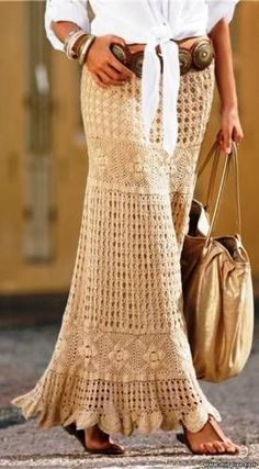 Crochet Skirt Crotchet Dress Patterns if i could crotchet id make this for me even tho i dont wear skirts this is super cute! Crotchet Dress, Black Crochet Dress, Crochet Lace, Crochet Stone, Crochet Sunflower, Crochet Blouse, Crochet Stitch, Crochet Skirt Pattern, Crochet Skirts