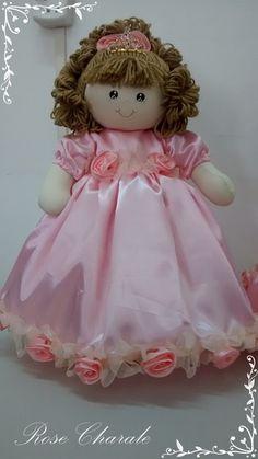 Boneca Princesa 50cm                                                                                                                                                                                 Mais