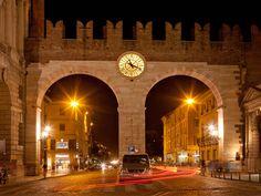 Portoni della Bra, Verona. To learn more about #Verona click here:   http://www.greatwinecapitals.com/capitals/verona