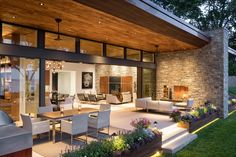 If you are looking for Indoor Outdoor Kitchen, You come to the right place. Here are the Indoor Outdoor Kitchen. This post about Indoor Outdoor Kitchen was post. Indoor Outdoor Kitchen, Outdoor Rooms, Small Outdoor Spaces, Outdoor Ideas, Outdoor Furniture, Small Houses For Sale, Fresco, Outside Living, Interior Exterior