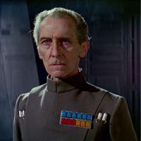 What is the Grand Moff status in Star Wars Star Wars Film, Star Wars Art, Star Trek, Star Wars Characters, Star Wars Episodes, Saga, Peter Cushing, Star Wars Costumes, Original Trilogy