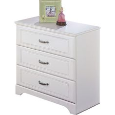 Signature Design by Ashley Lulu 3 Drawer Dresser