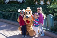 #WDW Memory 157 - Entrance and Pluto Meet & Greet has been released. Come join us as we enjoy start our new day of memories at #DisneysHollywoodStudios as we enter the park first thing in the morning and stop for a photo with Pluto in front of the almost fully visible #ChineseTheater.