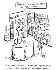 This is why it's a good idea to ask a reference librarian.