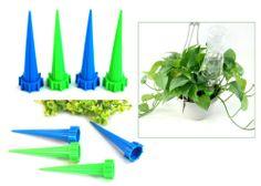 8pcs Garden Cone Watering Spike Plant Flower Waterers Bottle Irrigation System | eBay