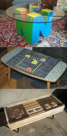 Decoração Geek: 42! Ideias para fazer na sua casa