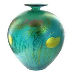 Beautiful glassware by Robert Held   http://www.robertheld.com