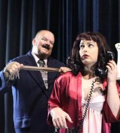 Dial M For Murder | Stage Whispers
