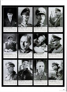 Pictures of conspirators. The core group of conspirators included Ludwig Beck, Henning von Tresckow, Eduard Wagner, Eugen Bolz, Albrecht von Bernstorff, Claus von Stauffenberg, and Carl-Heinrich von Stulpnagel.