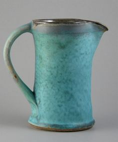 cone 6 glaze recipe - Laura's Turquoise 36.7 Whiting 22.94 Custer Feldspar 29.36 Kaolin 9.17 Flint 1.83 Bentonite colorant: 2.98 Copper Carbonate 2.75 Rutile .23 Cobalt Carbonate
