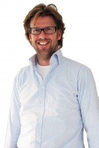 Marius Woldberg presentator van de avond.