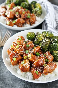 Honey Sesame Chicken Recipe Honey Sesame Chicken made in the Instant Pot is an easy weeknight dinner the entire family will love. It only takes 25 minutes to make! Easy Weeknight Dinners, Easy Meals, Healthy Dinners, Instant Pot, Honey Sesame Chicken, Best Chicken Recipes, Recipe Chicken, Breast Recipe, Pressure Cooker Recipes
