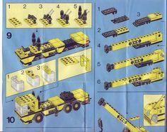 City - Mobil Crane [Lego 6361]