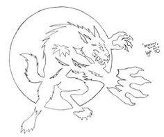 Werewolf Swipe 2010 by jadewik on deviantART