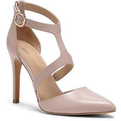 Sole Society Stefani modified t-strap heel
