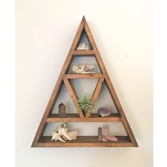 triangluar shelf