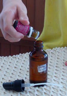 Jo's Health Corner: Easy Deodorant Spray