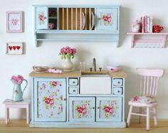 Inspirações para uma cozinha colorida post image