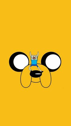 Wallpaper Iphone Cute, Disney Wallpaper, Wallpaper Backgrounds, Fin And Jake, Jake The Dogs, Adventure Time Tumblr, Adventure Time Anime, Cartoon Faces, Cartoon Art