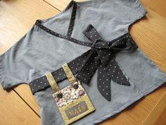 Kimono (modèle maison), Grains de Maïs