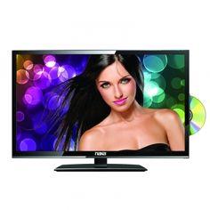 "NAXA 19"" Class LED TV and DVD/Media Player"