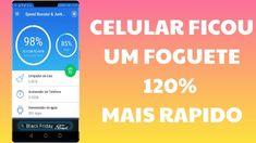 Saiu!!! APLICATIVO que deixa seu CELULAR MUITO MAIS RAPIDO!! Smartphone, Apps