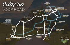 Cades Cove Loop Road Map Cades Cove Smokey Mountains Vacation Gatlinburg Tennessee Vacation