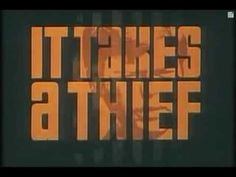 """One of my all-time-favorite TV openers is this one from """"It Takes a Thief"""" which starred Robert Wagner as a thief who works undercover for the U. Spy Shows, Old Tv Shows, Tv Theme Songs, Tv Themes, Intro Youtube, Vintage Videos, Me Tv, Classic Tv, Time Travel"""