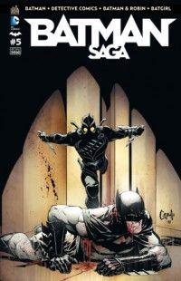 Batman Saga #5 Urban Comics