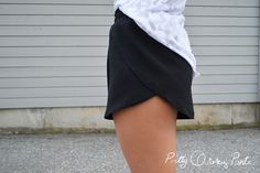 #DIY Wrap #Shorts #Tutorial and Pattern.