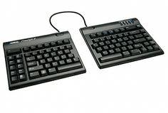 "Kinesis Freestyle 2 (Split) PC keyboard - chose a 9"" or 20"" separation"