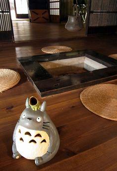 Totoro Kurosuke's House (Saitama, Japan)|クロスケの家 http://www.totoro.or.jp/kurosuke/