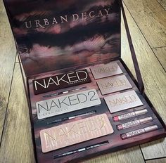 Urban Decay set