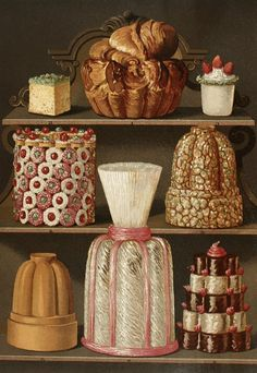 Buy online, view images and see past prices for Francatelli (Charles Elme). The Cook's Guide and Housekeeper's & Butler's Assistant, edition . Engraving Illustration, Illustration Art, Vintage Recipes, Vintage Food, Let Them Eat Cake, Housekeeping, Cake Decorating, Homemade, Cooking