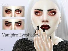 Pralinesims' Vampire Eyeshadow N17