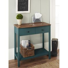 10 Spring Street Hinsdale Console Table, Multiple Colors - Walmart.com