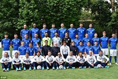 Inilah nomor punggung para pemain Timnas Italia di Euro 2016. Nomor yang tertera pada jersey Azzuri yang akan bermain di Piala Eropa 2016 dari 23 pemain yang dipanggil oleh pelatih Antonio Conte. N…